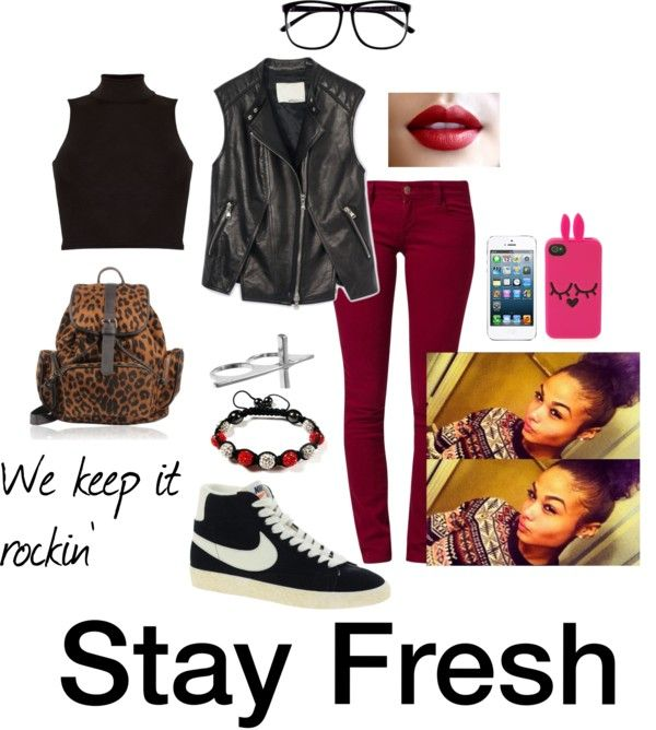 """""""Stay Fresh"""" by purple-unicorn-is-me on Polyvore"""