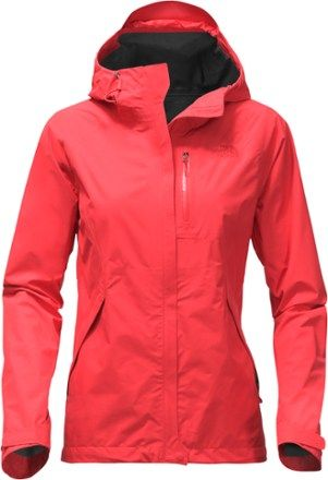 a6acdfeb4 The North Face Women's Dryzzle Rain Jacket Galaxy Purple XL ...