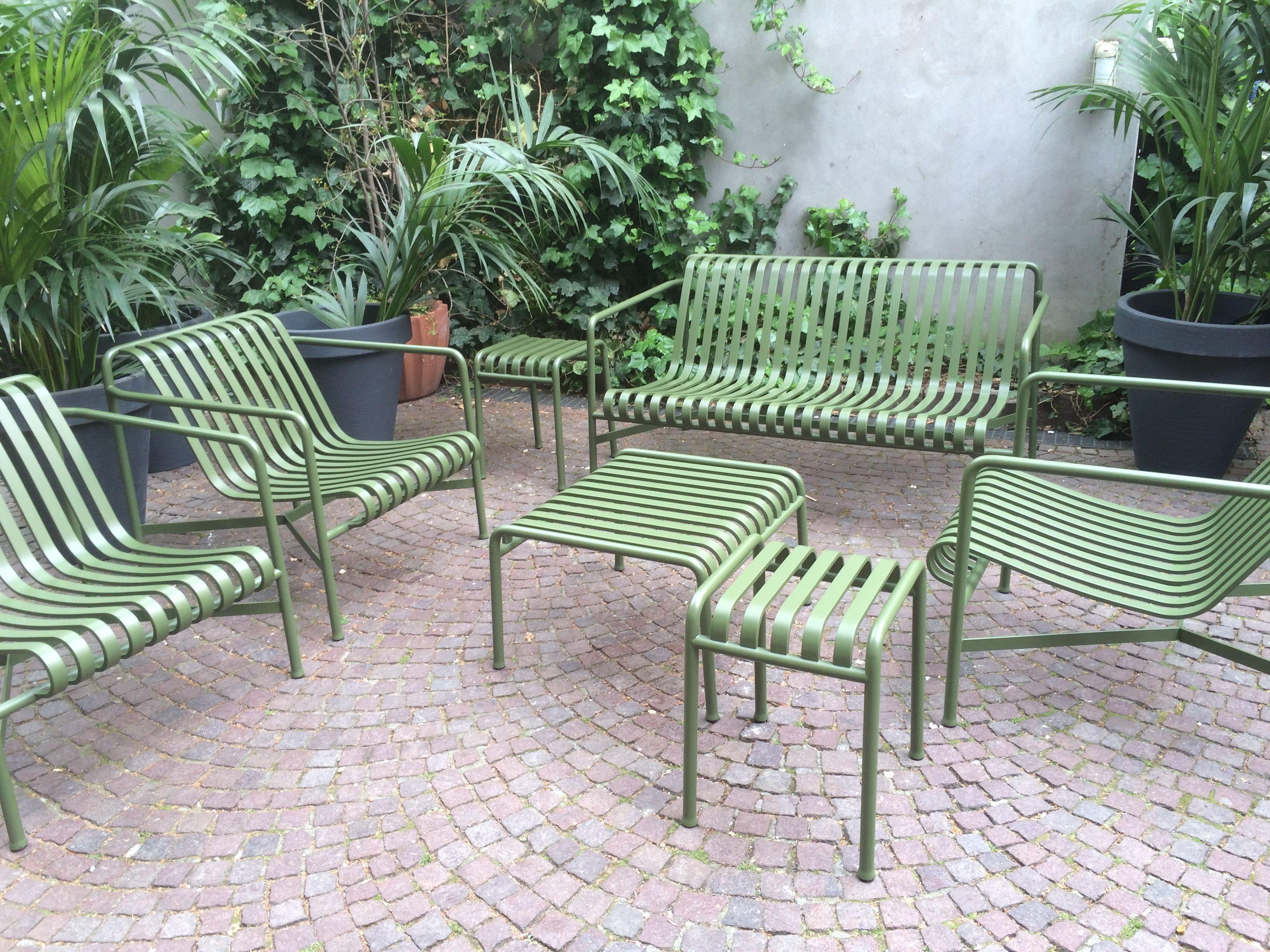 Salone Del Mobile Milano   Beurs Milaan   Outdoor   HAY   Palissade  Collection
