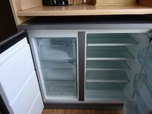 Under Counter Fridge Freezer Office Kitchen