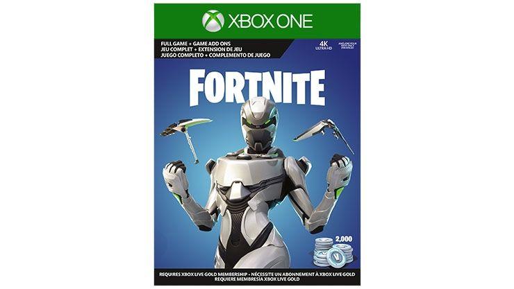 Xbox Live Fortnite Skin Xbox One S Fortnite Bundle Comes With The Eon Skin Vg247 Di 2020