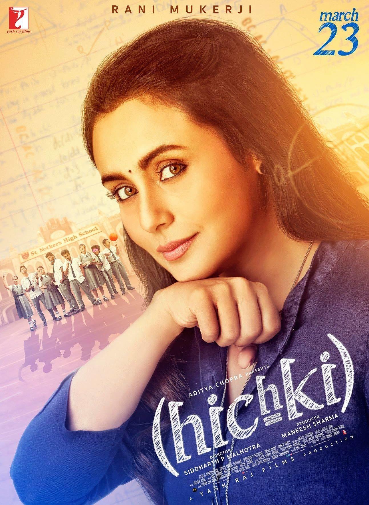 ☆√ Hichki (2018)FULL MOVIE Online Free - ENGLISH HD 720p