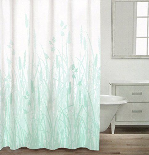 Caro Botanical Nature 100 Cotton Shower Curtain Floral Branches