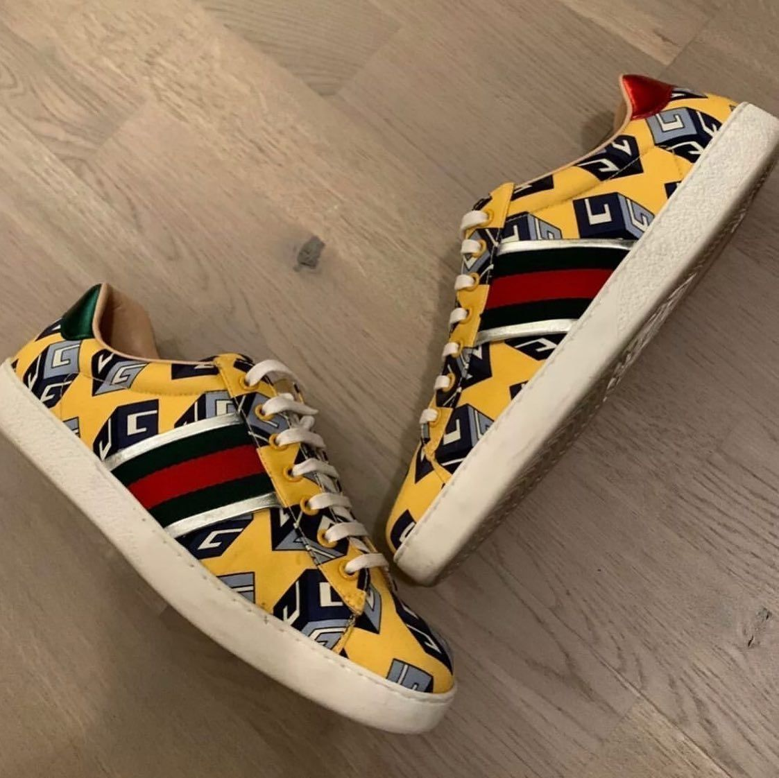 Gucci ace sneakers in 2020   Gucci ace