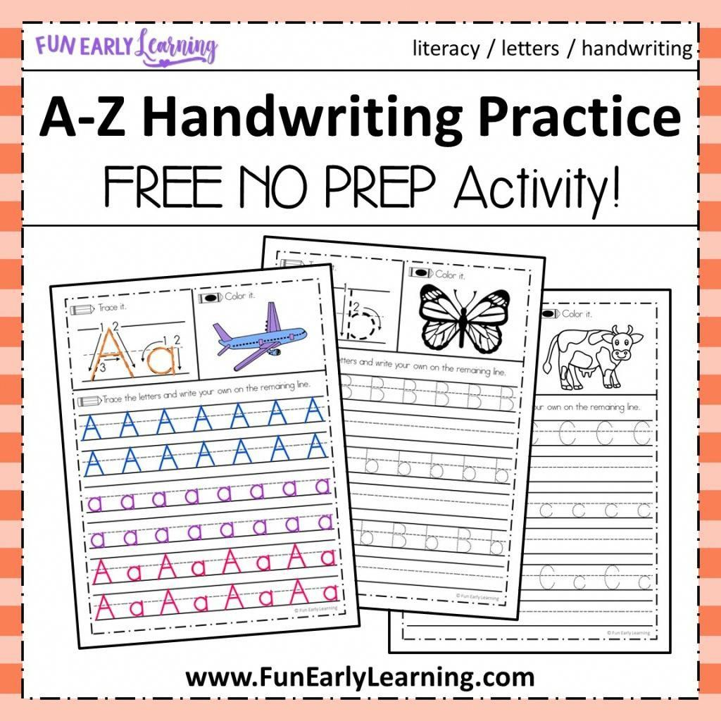 Practice Hand Writing Improvehandwriting