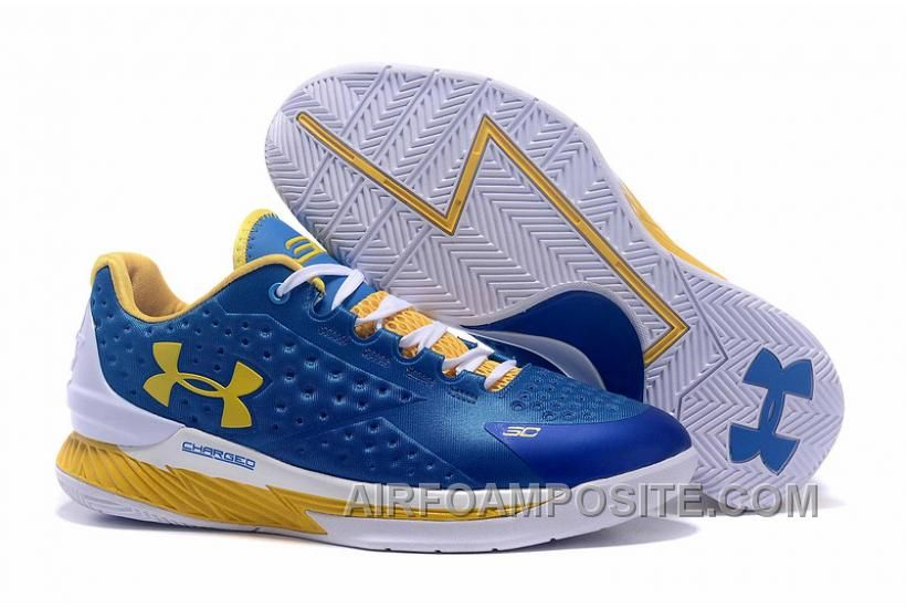 6695fbe24e82 Buy Discount Womens Under Armour Curry One Low Royal Blue Yellow White from  Reliable Discount Womens Under Armour Curry One Low Royal Blue Yellow White  ...