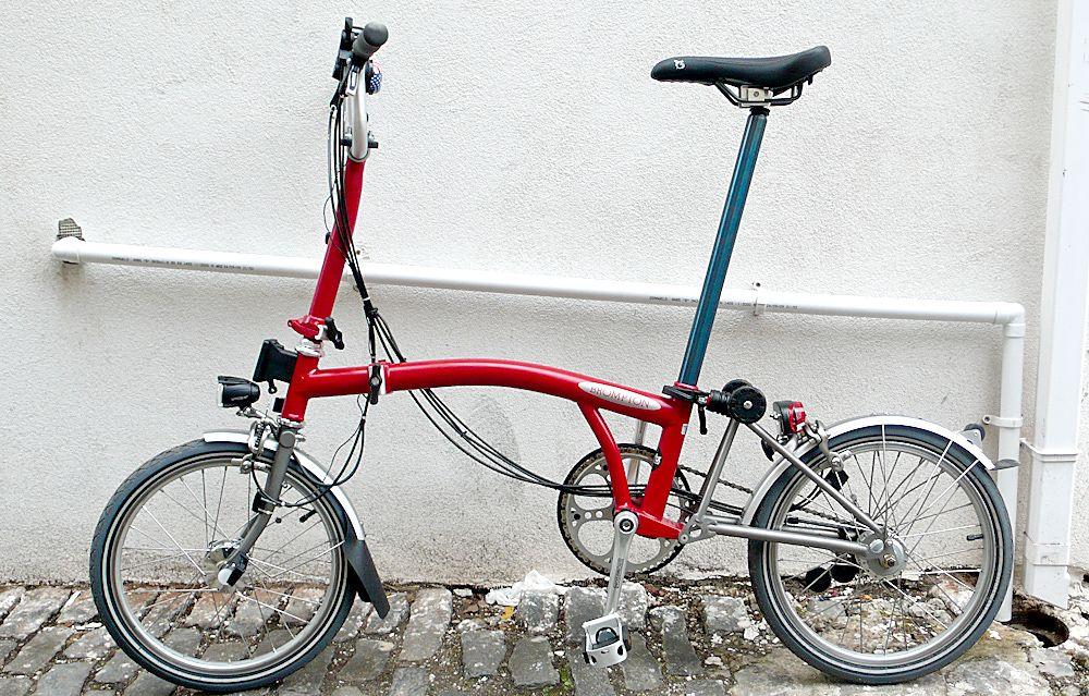 Best Folding Bike In The World