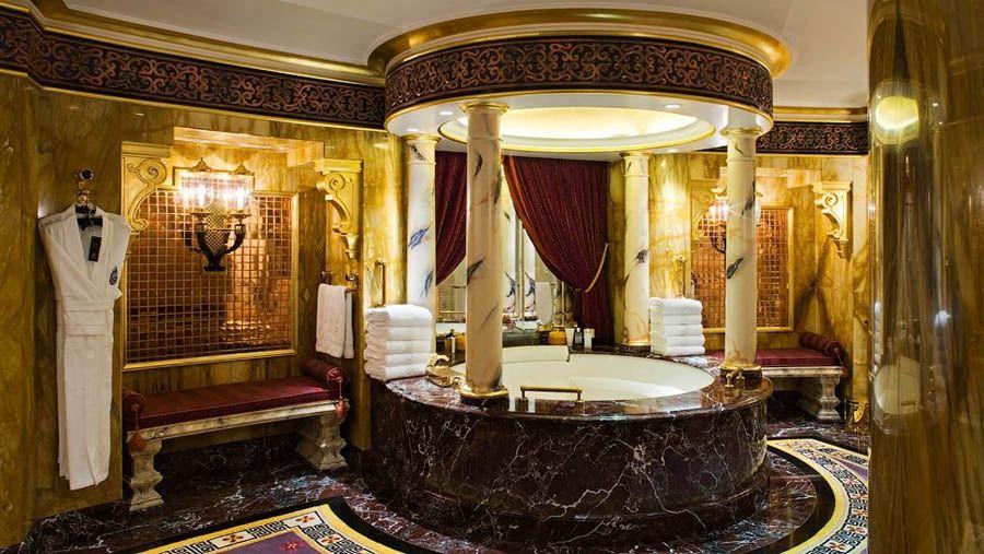 Pictures Italienische Badezimmer Fliesen Ideen Luxus-Badezimmer