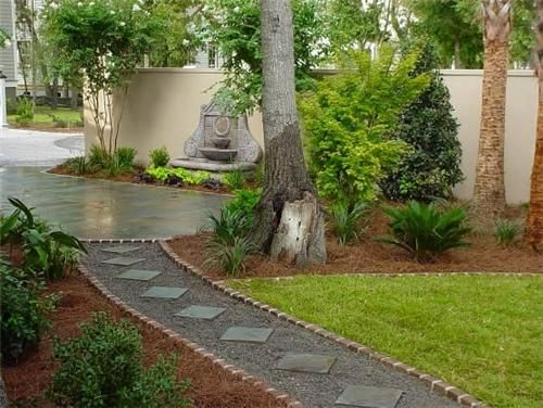 Take A Step On 15 Garden Pathway Designs | Home Design Lover