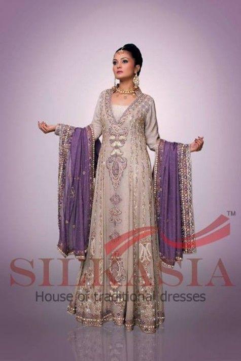 Beautiful-Indian-Pakistani-Girls-Bridal-Walima-Dresses-Trend-2013-2014-7