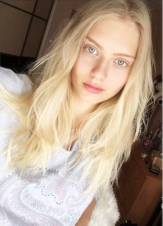 Homemade Beautiful Blonde Teen