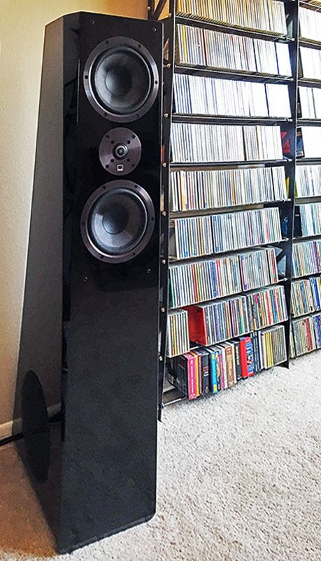 SVS Prime Tower Review In Hi Res Audio Central They Handle Many Different Types
