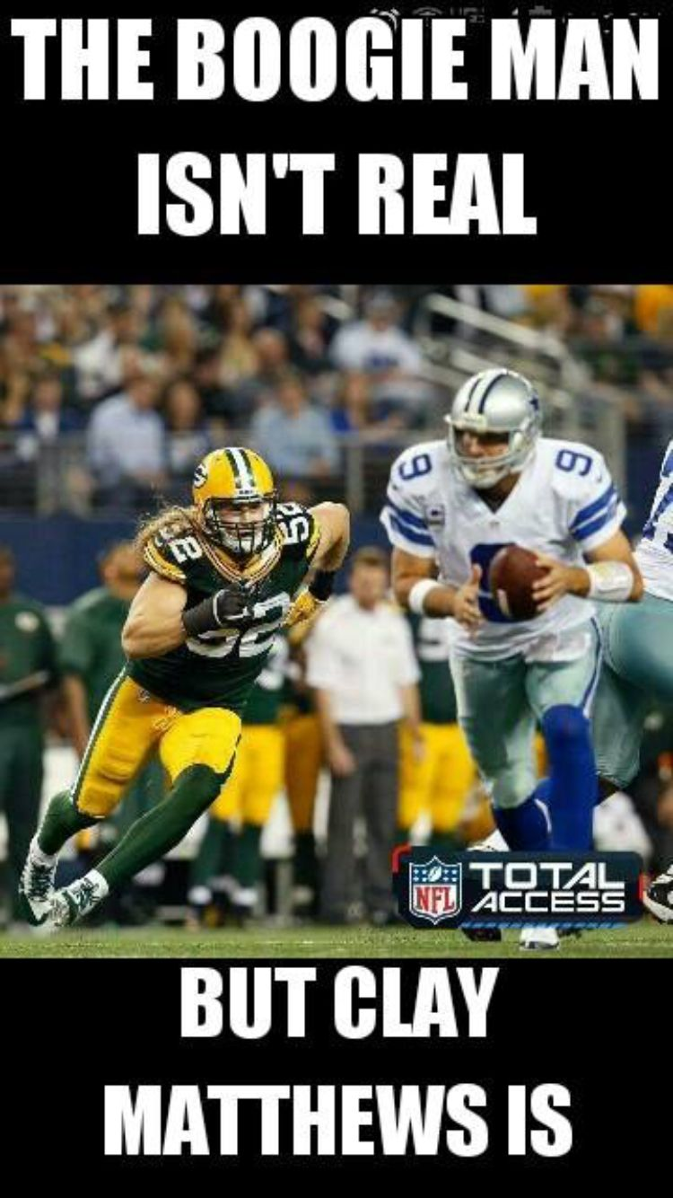 Incredible Clay Matthews Our Green Bay Hulk Green Bay Packers Meme Green Bay Packers Fans Green Bay Packers Players