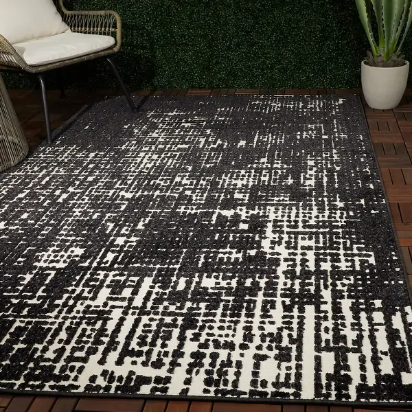 Overstock Com Online Shopping Bedding Furniture Electronics Jewelry Clothing More In 2021 Contemporary Area Rugs Black Area Rugs Area Rugs For Sale
