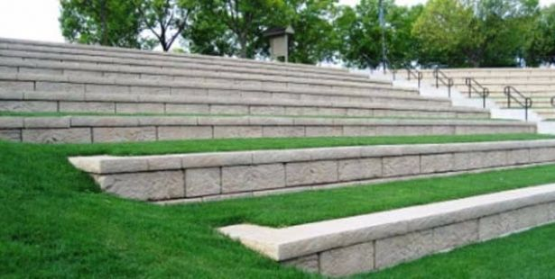 Low landscape retaining walls Landscaping Retaining Walls