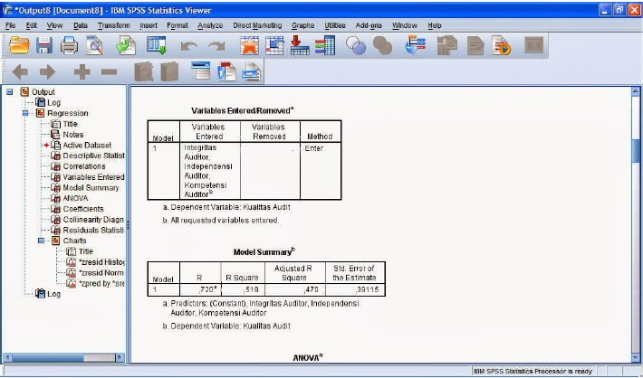 Tutorial Spss Lengkap Dengan Contoh Cara Olah Data Kuesioner Aplikasi Klasik