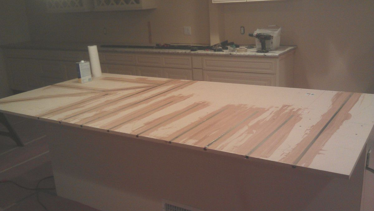 Best Of Install Granite Countertop Without Plywood Granite