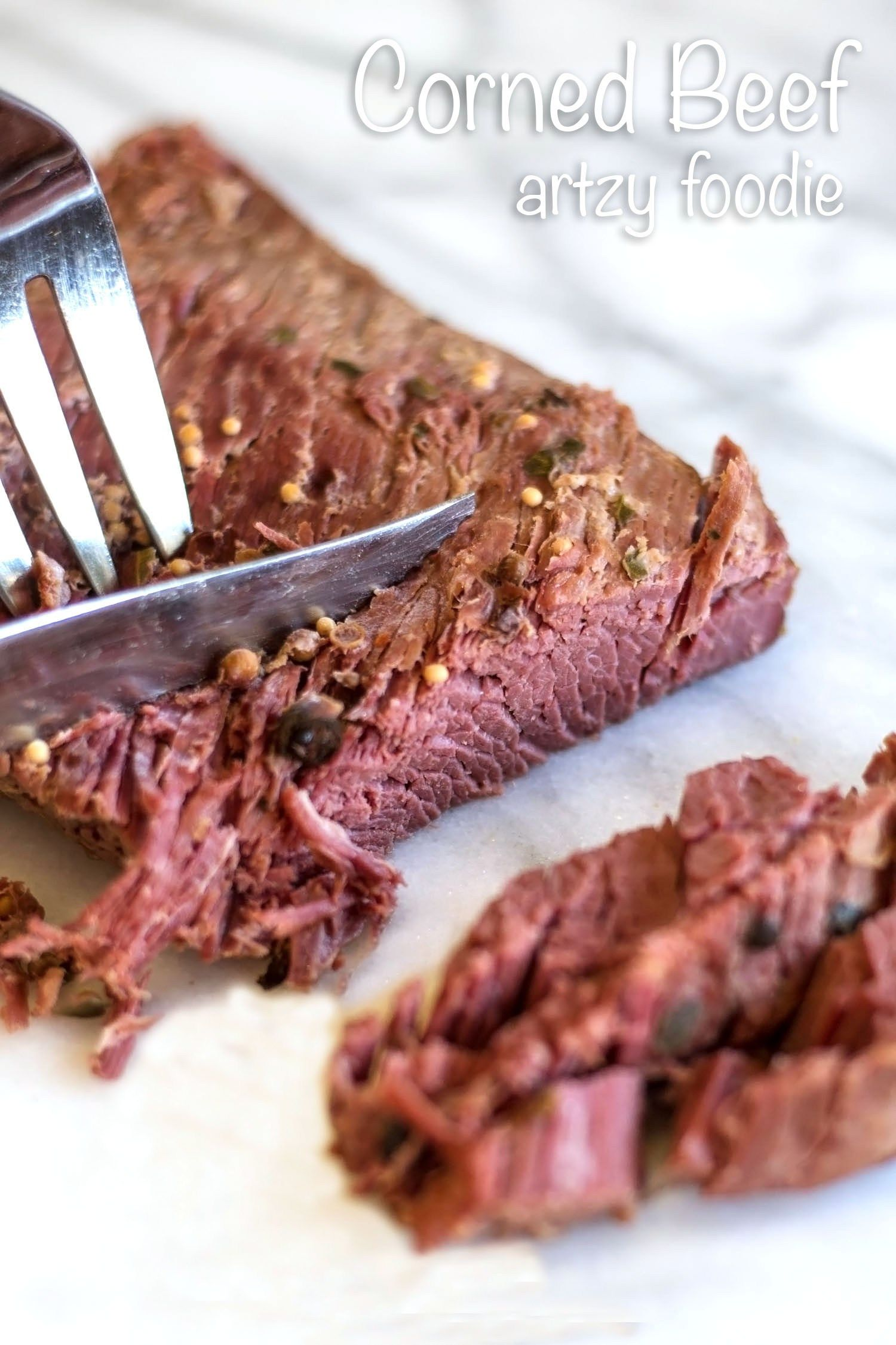 Slow Cooker Corned Beef Recipe Slow Cooker Corned Beef Corned Beef Recipes Slow Cooker Beef Brisket Recipes