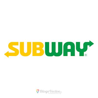 Subway Logo Vector In 2021 Subway Logo Vector Logo Logos