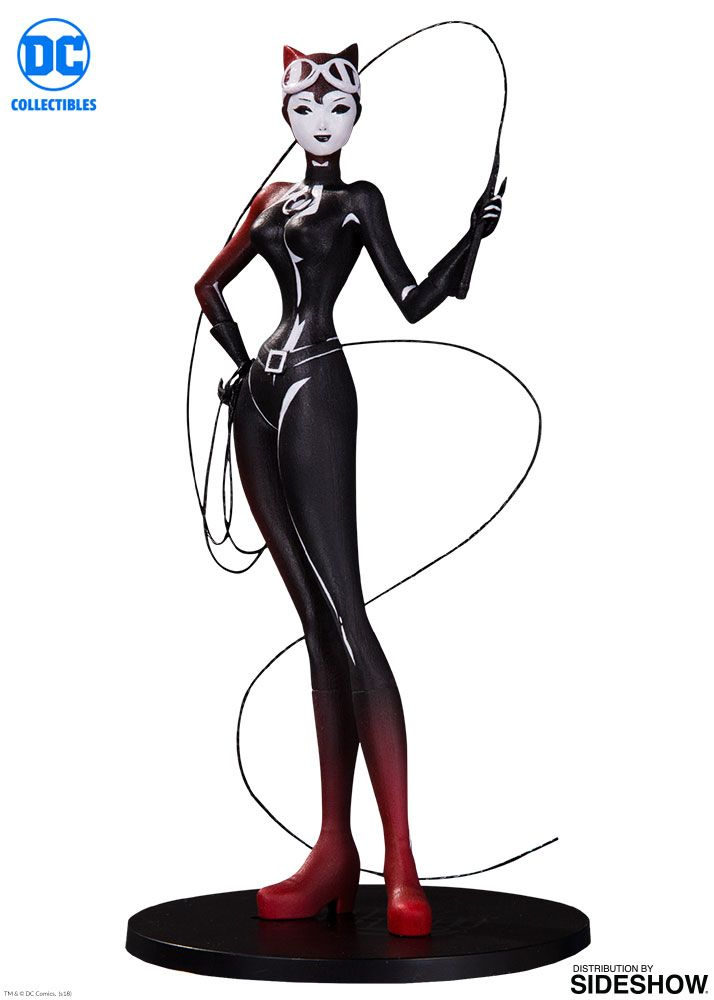 Dc Collectibles Artists Alley Sho Murase Catwoman Vinyl