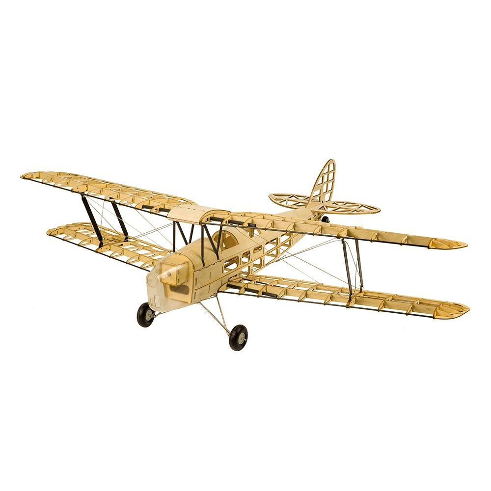 Fokker E3 480mm Wingspan Balsa Wood Laser Cut RC Airplane KIT