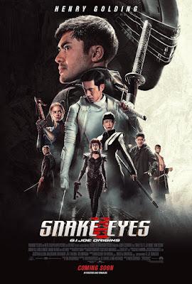 Snake Eyes G I Joe Origins 2021 Trailers Clips Featurettes Images And Posters In 2021 Snake Eyes Snake Eyes Gi Joe Snake