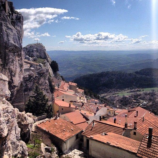 Pietrabbondante, Italy, province of Isernia , Molise