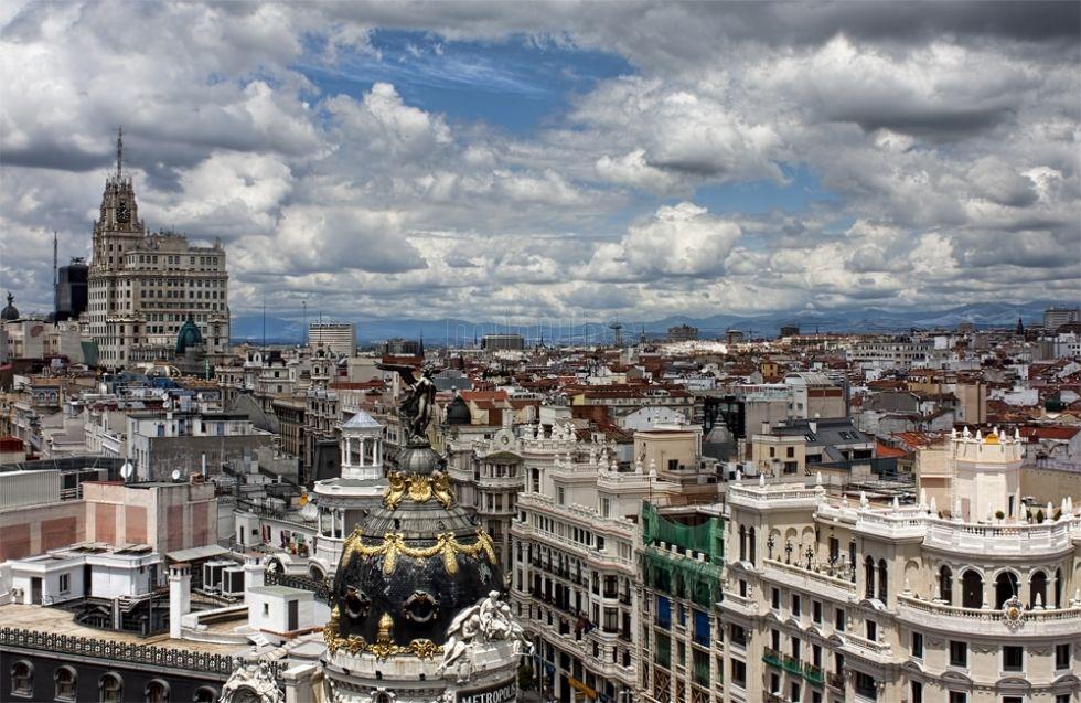 De Madrid Al Cielo Desde La Azotea Del Círculo De Bellas