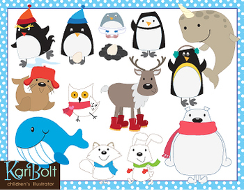 Image result for clipart exploring antarctica