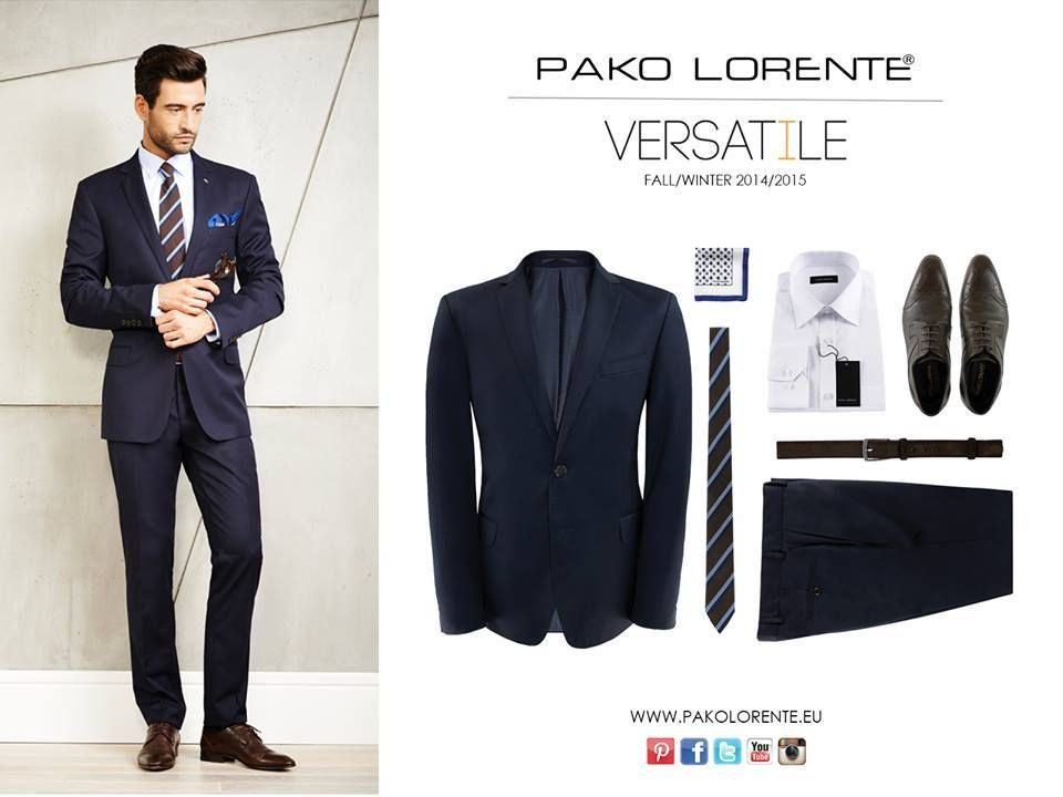 Poniedzialkowa Stylizacja Pako Lorente W Wersji Eleganckiej Lubicie Granatowe Garnitury Warto Wiedziec Do Granatowego Garnituru Suit Jacket Suits Pantsuit