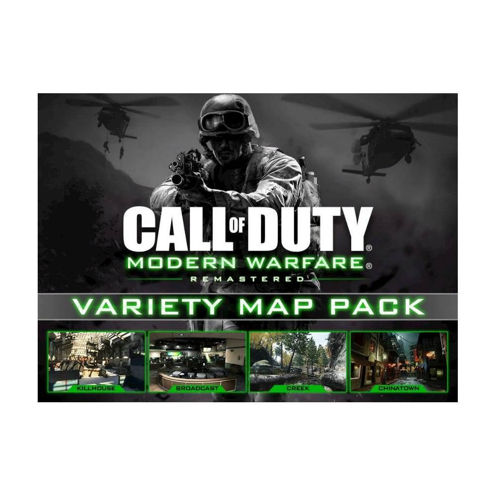 Call of Duty Modern Warfare Remastered Variety