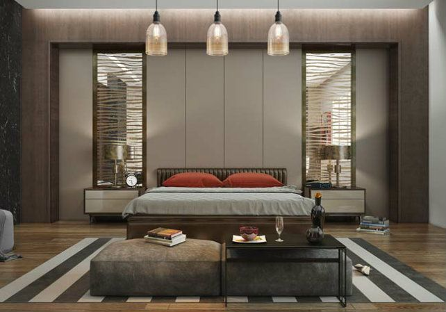 Amazing contemporary lighting ideas for modern bedrooms for Amazing master bedroom ideas