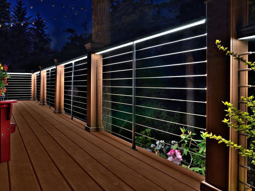 Best Beautiful Modern Balcony Railing Design Exterior Exterior 400 x 300