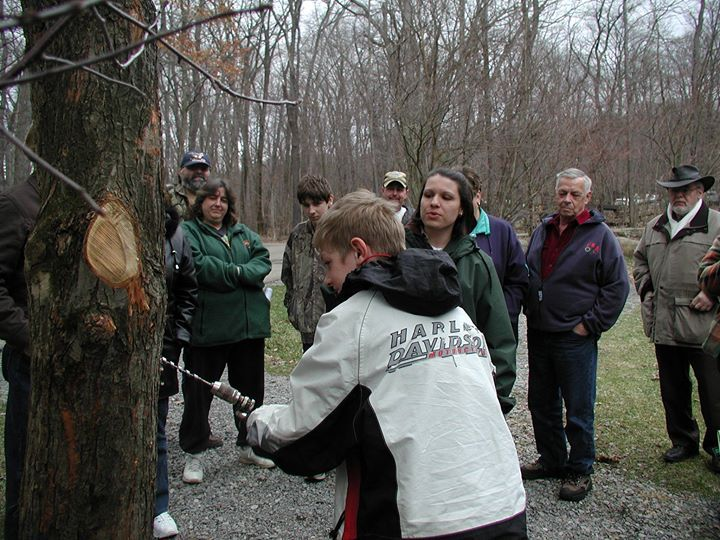 Preposition In Learn In Marathi All Complate: Maple Sugaring At Jennings Environmental Education Center
