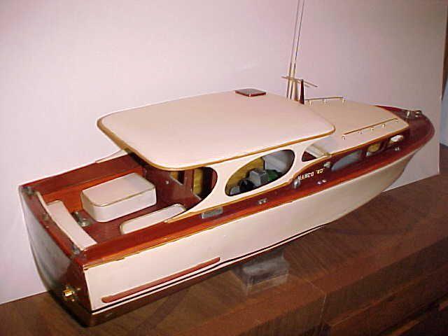 Beau Harco Cabin Cruiser