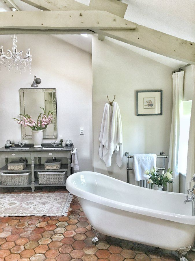 Photo of Beautiful French Farmhouse Design Inspiration! – Hello Lovely