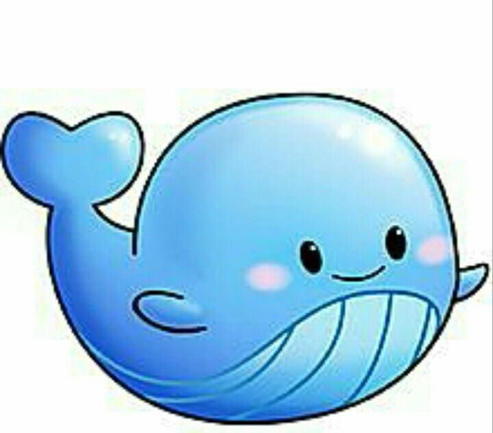 pin by anja radocaj on cute pics pinterest beginner painting rh pinterest com au blue whale clipart cute blue whale clipart cute