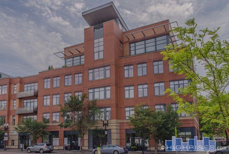 Laconia Lofts | 1200 Washington St. | Boston Lofts ...