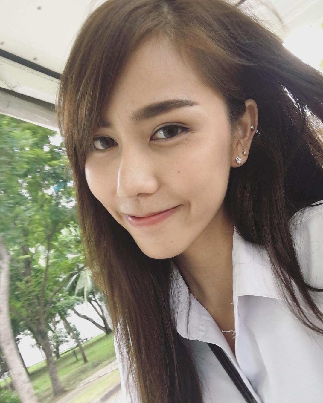 タイで最も美しい女の子