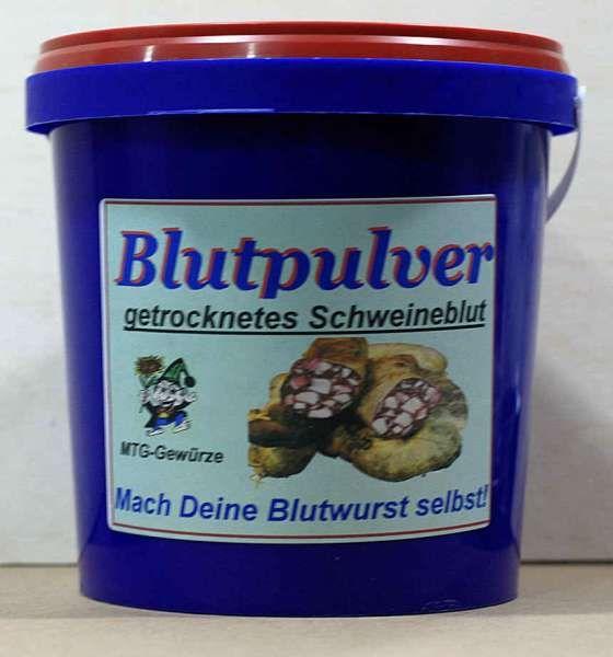 Blutpulver -getrocknetes Schweineblut für Blutwurst kaufen ...