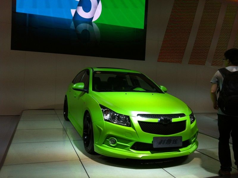 Green Car Cruze With Images Cruze Green Car Dream Cars