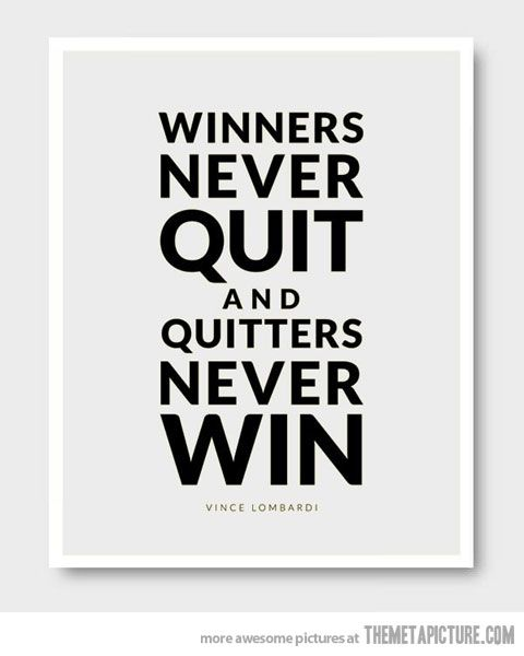 winners vs losers quote