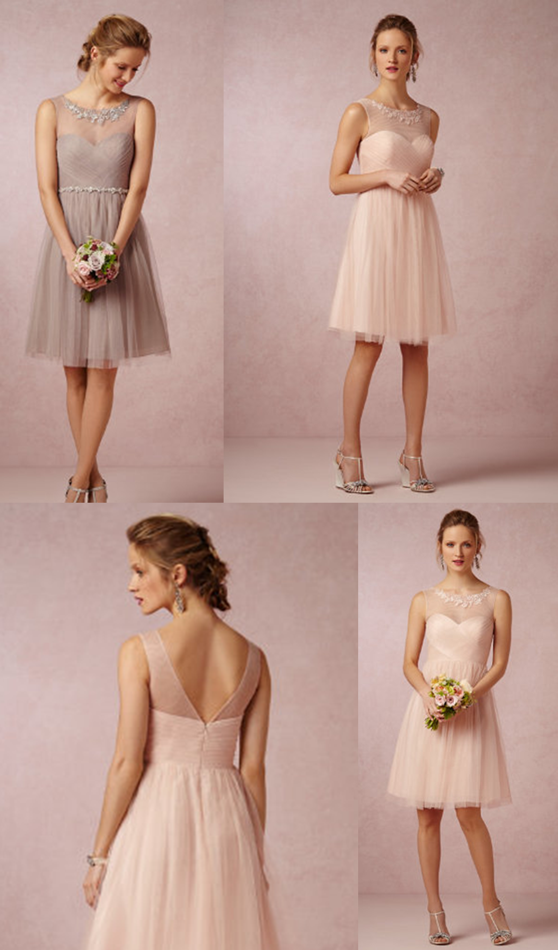 Beautiful bridesmaid dress by BHLDN | Cristina\'s wedding | Pinterest ...
