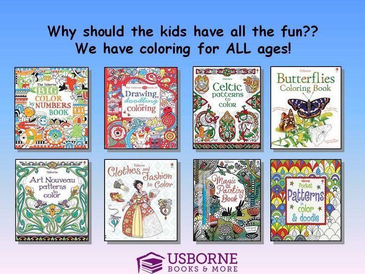Usborne Coloring Books Google Search Usborne Books Usborne Books Party Usborne