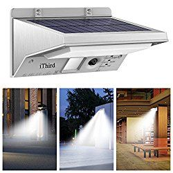 Solar lights outdoor motion sensor ithird 21 led 330lm solar solar lights outdoor motion sensor ithird 21 led 330lm solar powered security lights for yard mozeypictures Image collections