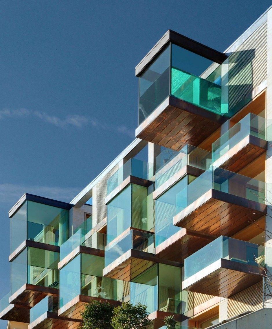Mpa architetti lomocubes 5osa for Case di architetti moderni