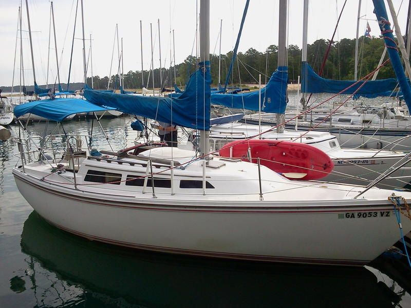 Possible Starter Boat ( Under 10 Grand ) 1985 Catalina 27