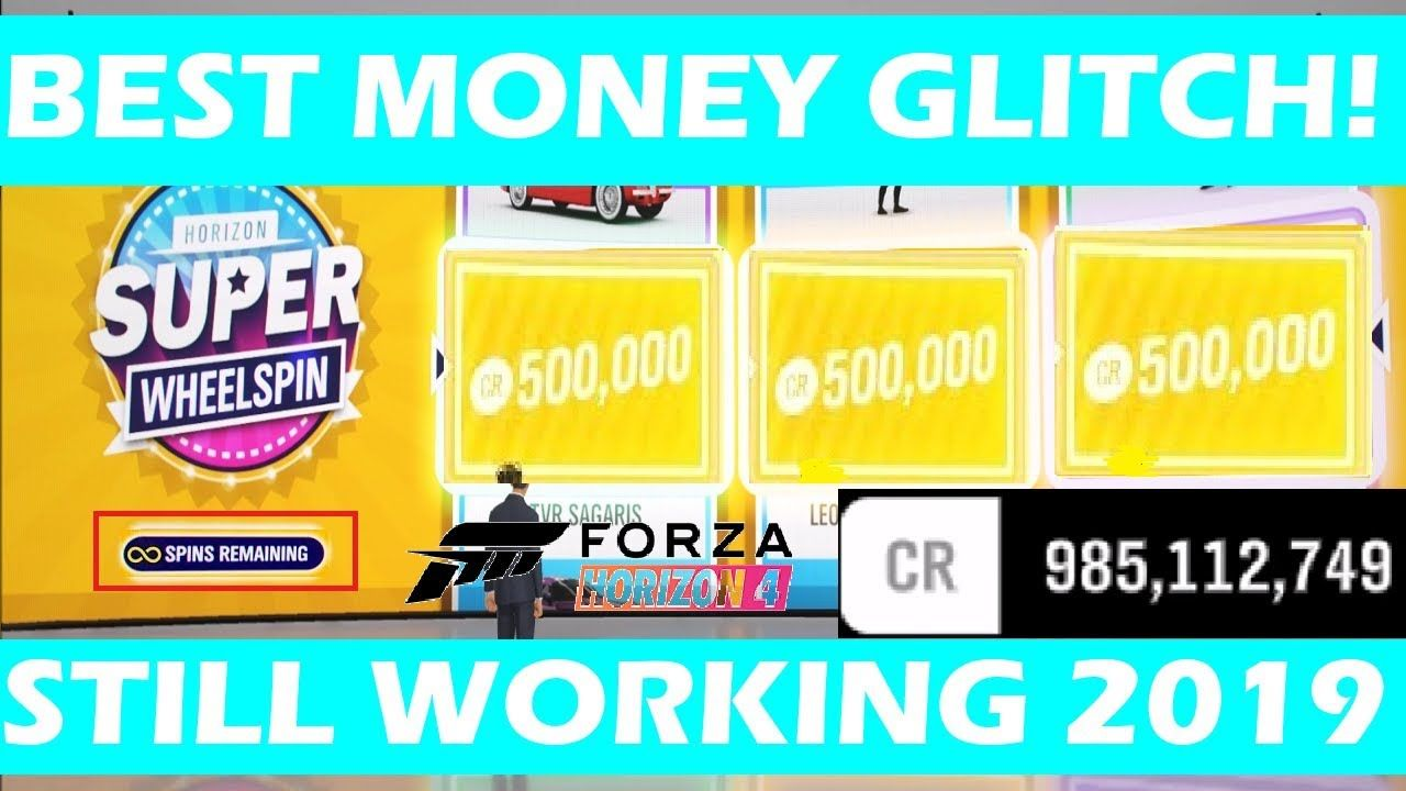 How To Get Free Money In Forza Horizon 4