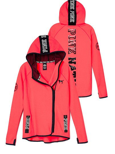 2529bec94d5a Limited Edition High/Low Bling Hoodie - PINK - Victoria's Secret ...