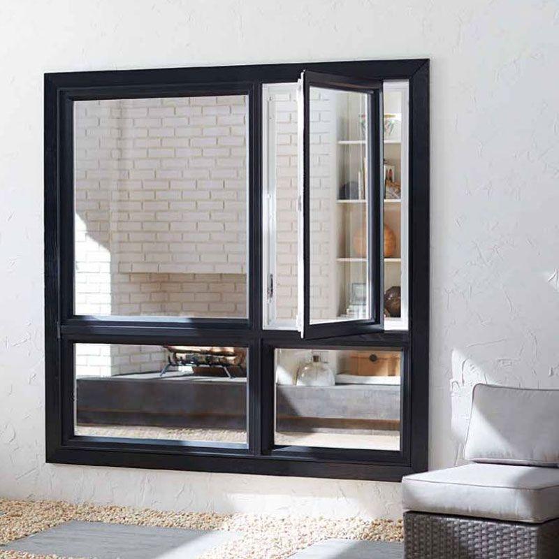 Brown Vinyl Cat Window Premium Windows And